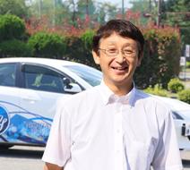 西多摩自動車学校 後藤 浩指導員『人の出会いは一期一会、教習でも1時間1時間大切です。』