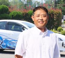 西多摩自動車学校 橋本 晃男指導員『一緒に楽しく免許を取りましょう!』