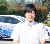 西多摩自動車学校 平瀬 裕太郎指導員『免許は人生で大いに役立ちます。免許取得を全力でサポートします。』