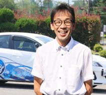 西多摩自動車学校 松田 誠指導員『人生楽ありゃ苦もあるさ、、、一緒にがんばりましょう!』