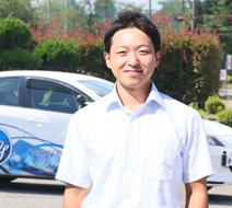 西多摩自動車学校 本橋 将平指導員『免許取得一緒にがんばりましょう。』