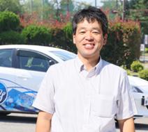 西多摩自動車学校 村木 伸弥指導員『西多摩で免許取得一緒にがんばりましょう!』