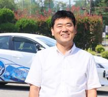 西多摩自動車学校 清水 浩指導員『1人1人に合った教習を心がけてます!』