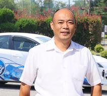 西多摩自動車学校 進藤 栄二指導員『安全運転への道のりをナビ致します。』