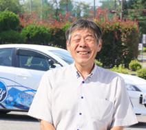 西多摩自動車学校 高野 匡史指導員『技能・学科を通して安全運転のお手伝いを致します。』