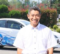 西多摩自動車学校 内山 豊指導員『免許取得で世界が広がります。一緒にがんばりましょう!』